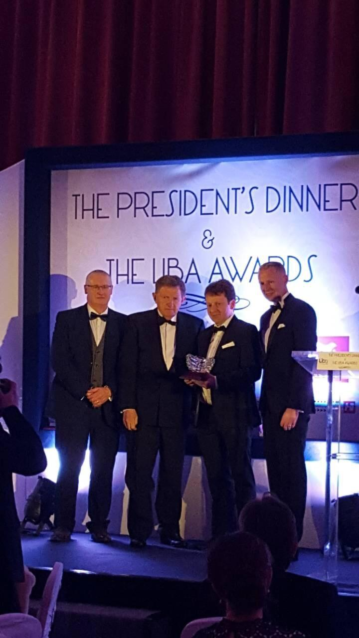 Little Island Business Person of the Year 2018 - Martin Lehane