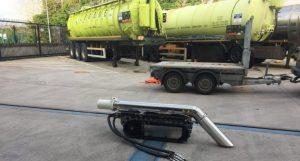 Robotic Tank Cleaning Equipment