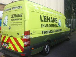 Technical Services Van